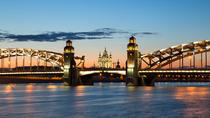 Amazing Tour to Saint Petersburg Neva River Cruise, St Petersburg, Day Cruises