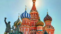 City Bus or Car Tour to Incredible Moscow, Moscow, City Tours