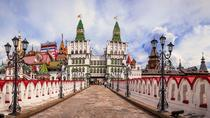 Flea Market and Kremlin in Izmailovo plus Vodka Tour, Moscow, Food Tours