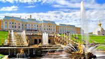 Half-Day Saint Petersburg Venice of the North Tour with a Historian Guide, St Petersburg