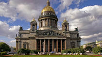St. Petersburg Cathedral Tour to Saint Isaac Cathedral State Museum-Memorial and Others, St...