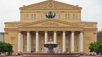 The Bolshoi Theatre - Symbol of Russia, Moscow, Private Sightseeing Tours
