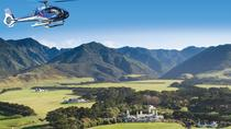 Wharekauhau Helicopter Tour with 5-Course Lunch from Wellington, Wellington, Helicopter Tours