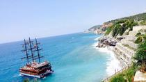 Alanya Boat Tour with Sunbathing Swimming and Snorkelling, Alanya, Day Cruises