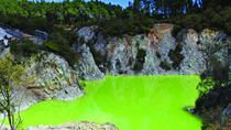 Rotorua Eco Thermal Wonderland Small Group Morning Tour Wai O Tapu Lady Knox Geyser Hot Mud, ...
