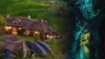 Tauranga Shore Excursion: Hobbiton Movie Set Tour with Lunch and Waitomo Glowworm Caves, Tauranga, ...
