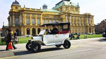 Private Driving Tour of Christmastime Zagreb, Zagreb, Private Sightseeing Tours