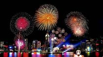 2017 New Years Eve Fireworks Cruise and Dinner, Hong Kong