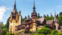 Peles and Dracula Castles PLUS Brasov City Private Tour, Bucharest, Private Sightseeing Tours