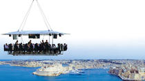 Dinner In The Sky Malta, Valletta, Once in a Lifetime Experiences