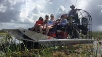Exclusive Private Small-Group Everglades Airboat Tour from Fort Lauderdale, Fort Lauderdale, ...