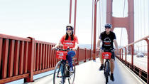 3-Hour Bike Tour from San Francisco to Sausalito via the Golden Gate Bridge, San Francisco, Bike & ...