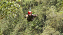 8 Zipline Tour in Spokane, Washington