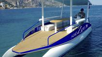 Private Electric Car with Solar Boat Tour: from Nice to Beaulieu, Nice, Day Cruises