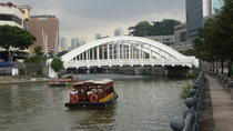 Group Half-Day Singapore River Cruise, Singapore, Half-day Tours