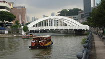 Half-Day Private Group Singapore River Cruise, Singapore, Half-day Tours