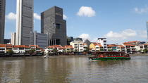 Private Full-Day Tour of Singapore with River Cruise, Singapore, Layover Tours