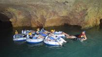 Cave-tubing and Zipline, Belize City, Tubing