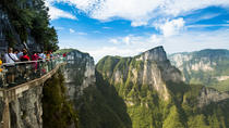 4-Day-3-Night Zhangjiajie Small Group Tour Combo Package Including Avatar Mountain and Tianmen ...