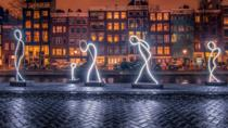 Amsterdam Light Festival Bike Tour, Amsterdam, Bike & Mountain Bike Tours