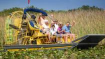 Small Group Florida Everglades Airboat Tour, Orlando, Airboat Tours
