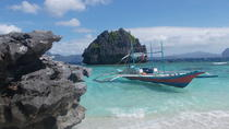 2days island hopping tour in elnido from puerto princesa, エルニド