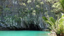 St Paul Subterreanean River National Park or Underground River one of UNESCO World heritage site, ...