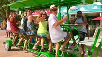 BeerCycle Tour in St Maarten, Philipsburg