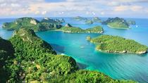 Full Day Ang Thong National Marine Park Tour With Hotel Transfers, クラビ