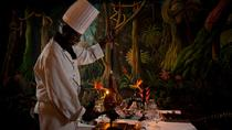 Safari Park Hotel Dining Experience -Safari Cats Dancers, Nairobi, Food Tours