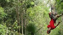 ATV, Ziplines und Cenote Combo Tour im Extreme Adventure Eco Park, Cancun, 4WD, ATV & Off-Road Tours