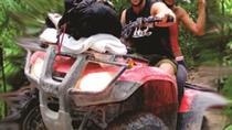 Combo Adventure Tour: Snorkel, Zipline, ATV and Cenote from Cancun, Cancun, 4WD, ATV & Off-Road ...