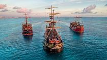Captain Hook-Piratenschiff mit Abendessen mit Show, Cancun, Dinner Cruises