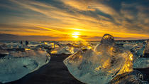 3 Day Tour Jokulsarlon - Golden Circle - South Coast - Glacier Hike - Boat Tour, Reykjavik, Ski &...