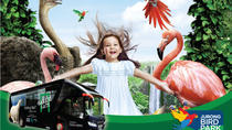 Bird Park con trasferimento città a due porte Safari Gate, Singapore, 4WD, ATV & Off-Road Tours