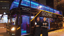 GOURMETbus Dinner Tour con visita a Gardens by the Bay, Singapur, Tours gastronómicos