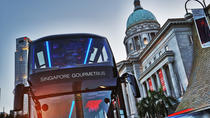 GOURMETbus Hi-Tea Show (Michelin Bib Gourmand Hawkers Fare), Singapore, Food Tours