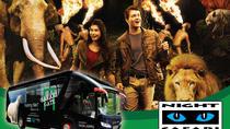 Night Safari With 2-Way Safari Gate City Transfer, Singapore, 4WD, ATV & Off-Road Tours