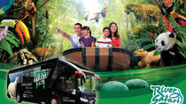River Safari With 2-Way Safari Gate City Transfer, Singapore, Day Trips