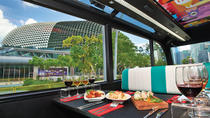 Singapore GOURMETbus Lunch Tour with Visit to Gardens by the Bay, Singapore, Food Tours