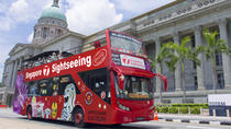 Singapore7 Hop-On Hop-Off Tour (2 Days) with Popular Attractions Combo, Singapore, Universal Theme ...