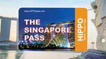 The Singapore Pass with 3 or 5 Attractions and optional Universal Studios Entry, Singapore, null