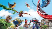 The Singapore Pass with 3 or 5 Attractions and optional Universal Studios Entry