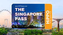 The Singapore Pass with 3 or 5 Attractions, Singapore, null