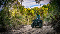 Off-Road ATV and Cenote Tour from Playa del Carmen, Playa del Carmen, 4WD, ATV & Off-Road Tours