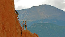 Private Rock Climbing at Garden of the Gods, Colorado Springs, Colorado Springs, Climbing