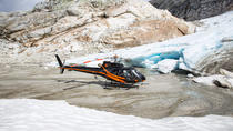 Helicopter Picnic Package: Glacier Ice Cave Tour and Picnic Lunch , Fraser Valley, Helicopter Tours