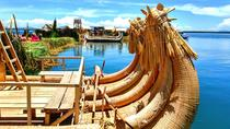 Half-Day Tour of Lake Titicaca and Uros Floating Islands from Puno, Peru, Puno, Day Trips
