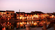 HOIAN town with RED BRIDGE VIETNAMESE COOKING CLASS - BOAT RIDE and WALKING TOUR, Da Nang, Cooking...
