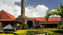 Trou-aux-Cerfs and La Rhumerie de Chamarel: Guided Day Trip from Curepipe, Port Louis, Day Trips